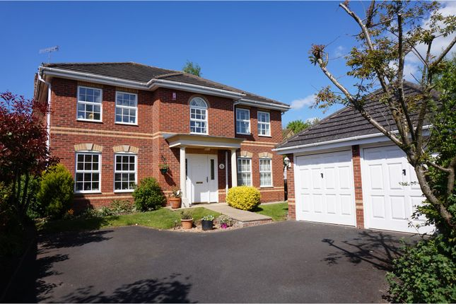 Thumbnail Detached house for sale in Medici Road, Bromsgrove