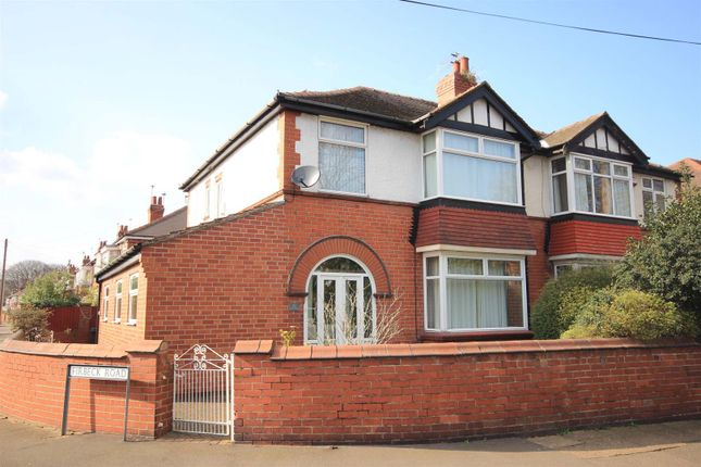 Thumbnail Semi-detached house for sale in Danum Road, Bennetthorpe, Doncaster