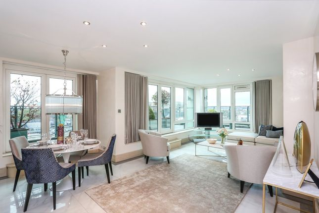 Thumbnail Flat for sale in Beckford Close, Warwick Road, London