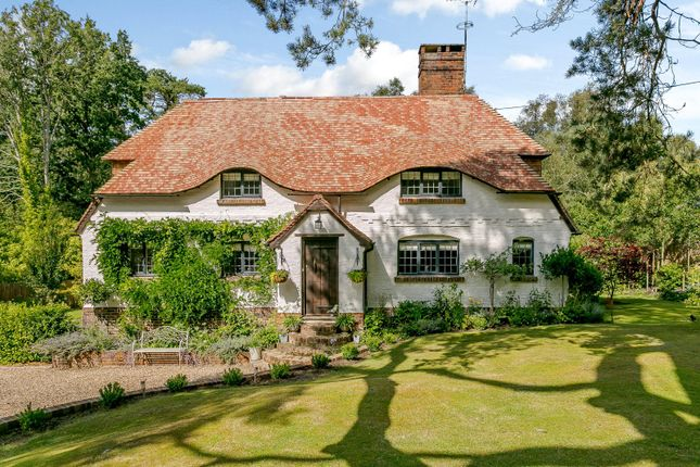 Thumbnail Detached house for sale in Spinney Lane, West Chiltington, Pulborough, West Sussex