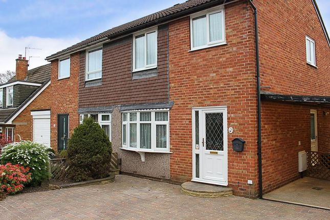 3 bed semi-detached house for sale in Fairways Avenue, Harrogate
