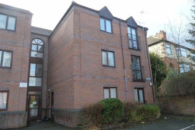Thumbnail Flat For Sale In Queens Court Road Nuneaton