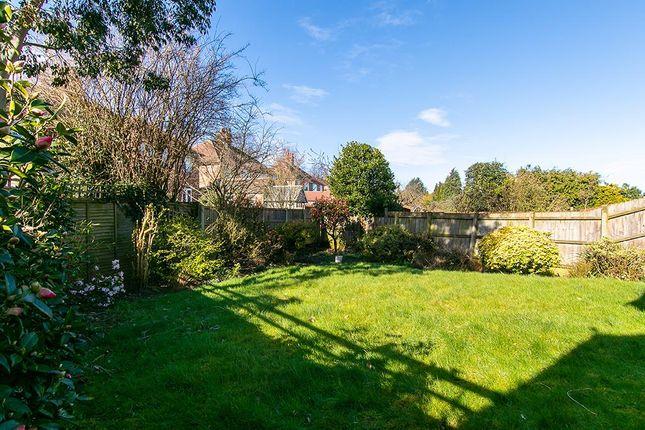 Garden. of Coningsby Road, Woodthorpe, Nottingham NG5