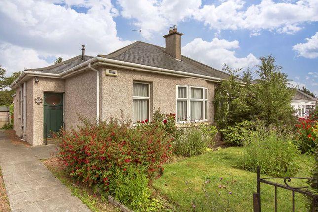 Thumbnail Semi-detached bungalow for sale in Craigleith Hill Crescent, Edinburgh