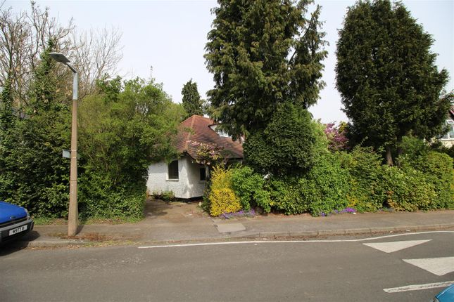Thumbnail Bungalow for sale in Bramcote Road, Beeston, Nottingham