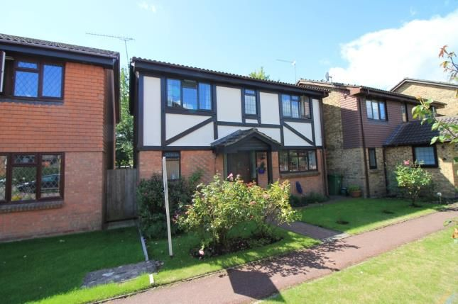 4 bed detached house for sale in Frimley, Camberley, Surrey