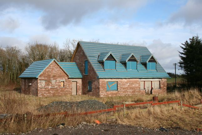 Thumbnail Land for sale in New House, Old Tile Works, Garlieston