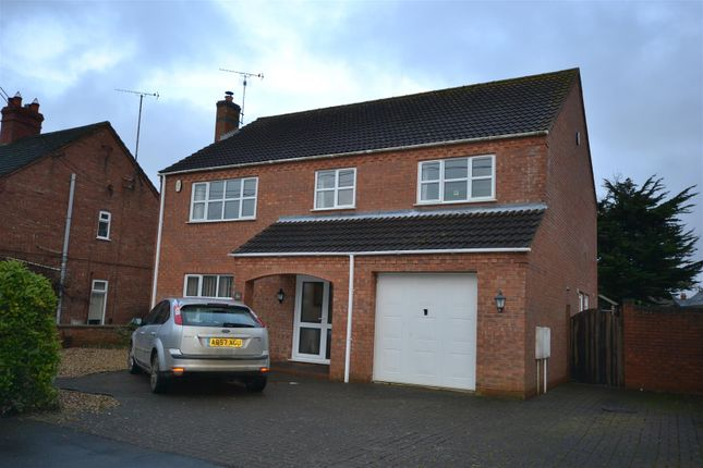 Thumbnail Detached house for sale in Church Crofts, Manor Road, Dersingham, King's Lynn