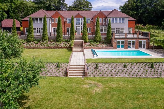 Thumbnail Detached house to rent in Fawley Bottom, Fawley, Henley-On-Thames