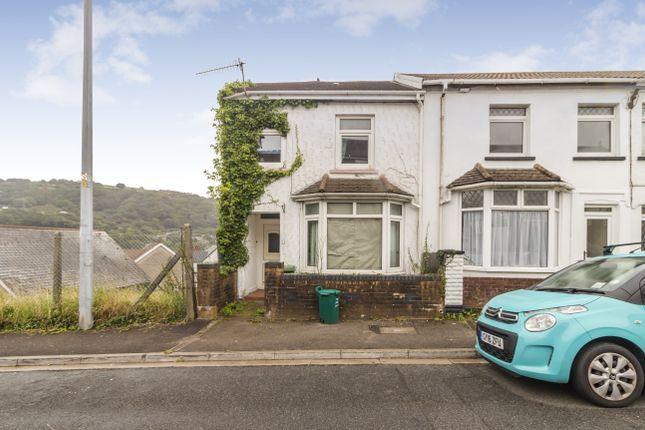 4 bed end terrace house for sale in Kingsland Terrace, Treforest, Pontypridd CF37