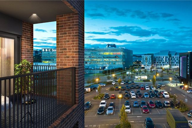 Thumbnail Flat for sale in Princes Quay, Pacific Drive, Glasgow