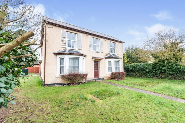 Thumbnail Detached house for sale in Hay Street, Steeple Morden, Royston
