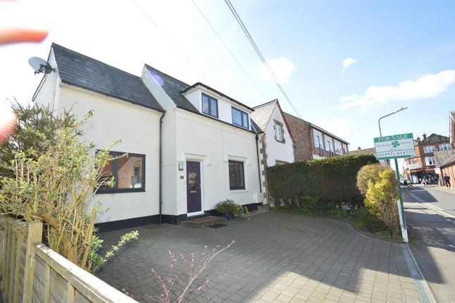 Thumbnail Semi-detached house for sale in Newcomen Road, Tunbridge Wells