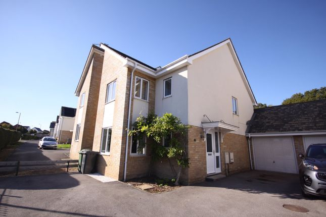 3 bed detached house to rent in Bluebell Way, Whiteley, Fareham PO15