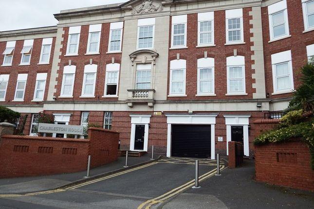 Thumbnail Flat to rent in Peel Street, Nottingham