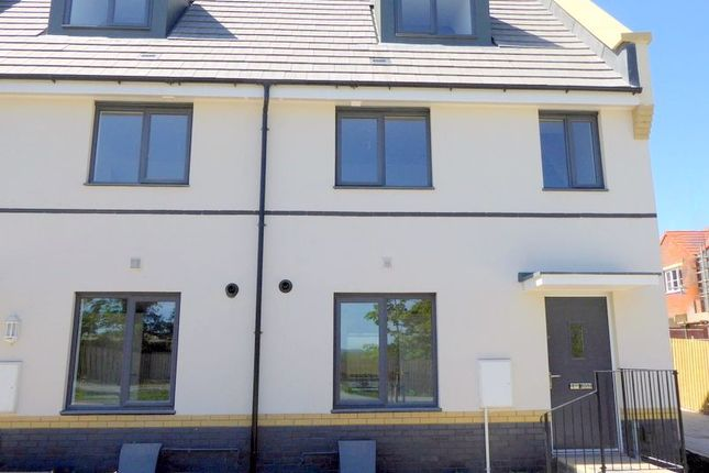Thumbnail Semi-detached house to rent in Buttercup Way, Newton Abbot