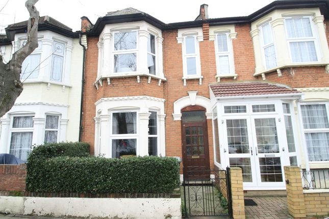 Thumbnail Terraced house for sale in Shelley Avenue, London