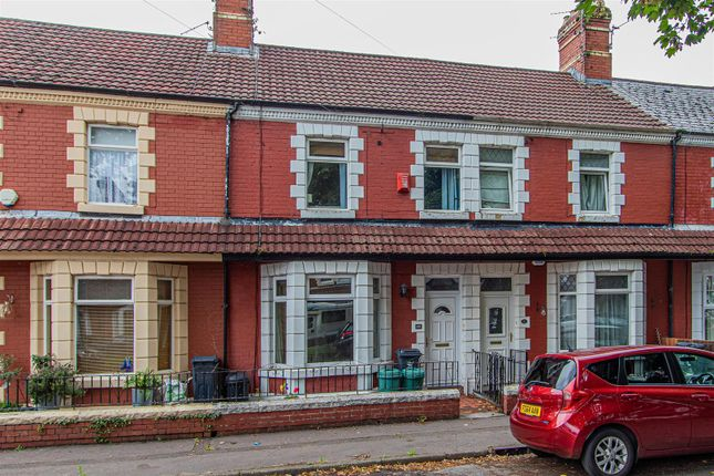 Thumbnail Terraced house for sale in Turberville Place, Canton, Cardiff