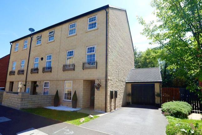 Thumbnail Semi-detached house for sale in Woodbourn Gardens, Wombwell, Barnsley