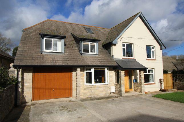 Thumbnail Detached house for sale in Townsend Road, Corfe Castle, Wareham