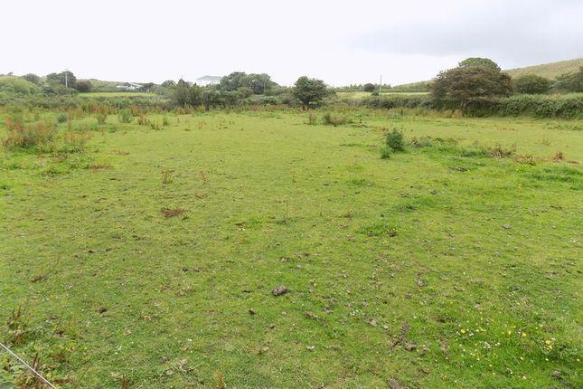 Paddock of Hillside Meadows, Foxhole, St. Austell PL26