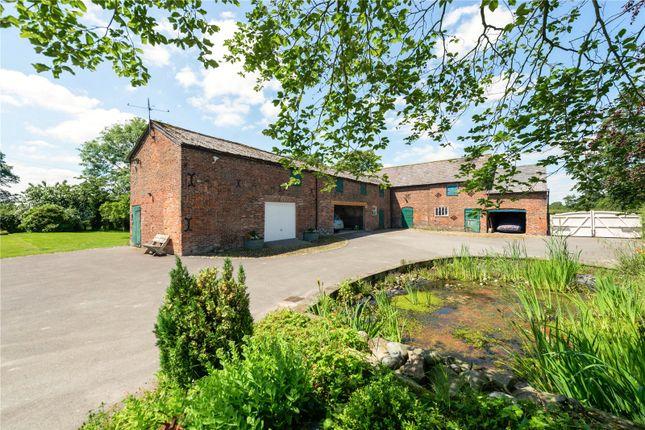 Outbuildings of Pickmere Lane, Pickmere, Knutsford, Cheshire WA16