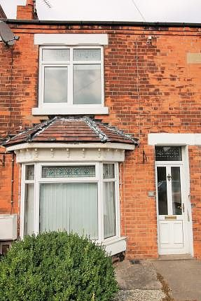 Thumbnail Terraced house to rent in Chesterfield Road North, Mansfield