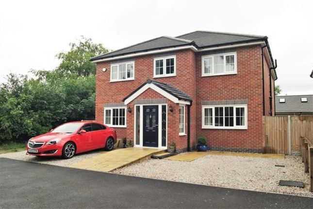 Thumbnail Detached house for sale in Lonsdale Court, Lache Lane, Chester