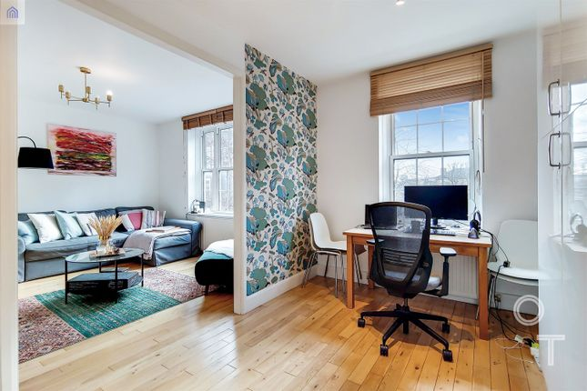 Thumbnail Flat to rent in Powlett Place, London