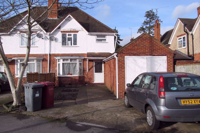 Thumbnail Semi-detached house to rent in Addington Road, Reading