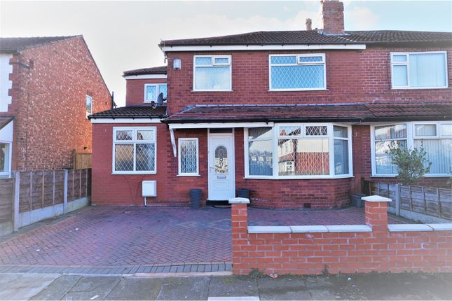 Thumbnail Semi-detached house for sale in Daventry Road, Manchester