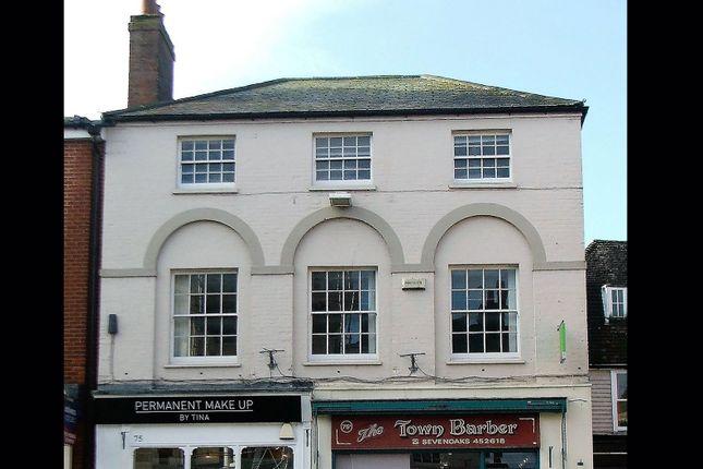 Thumbnail Office to let in 77 High Street, Sevenoaks, Kent