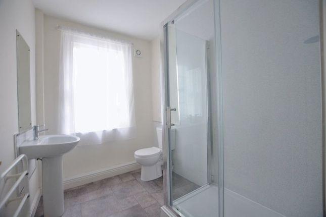 Shower Room of Church Street, Whitehaven CA28