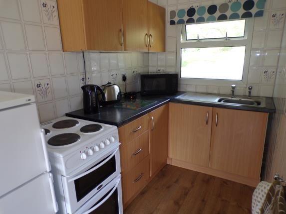 Kitchen Area of Glan Gwna Estate, Llanbeblig, Caeathro, Caernarfon LL55