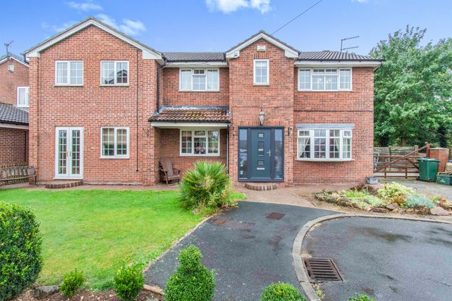 Thumbnail Detached house for sale in Lyndale Avenue, Edenthorpe, Doncaster