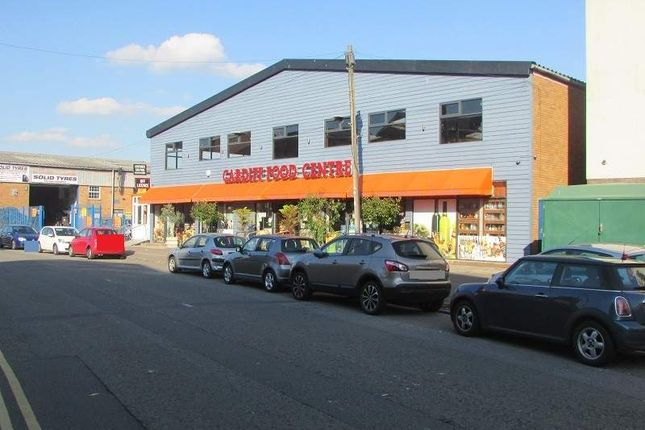 Thumbnail Retail premises for sale in Anchor Industrial Estate, Dumballs Road, Cardiff