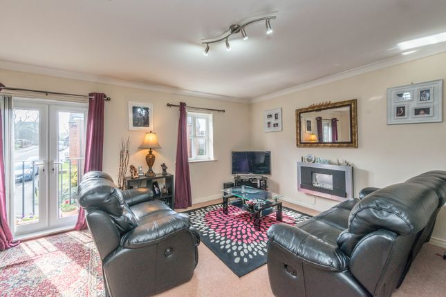 Thumbnail Flat for sale in St Francis Close, Sandygate