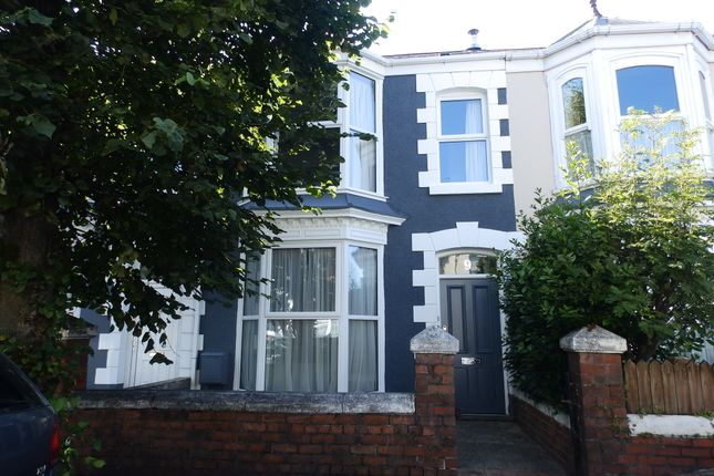 Thumbnail 6 bed shared accommodation to rent in Glanbrydan Avenue, Swansea