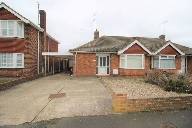 Thumbnail Detached bungalow to rent in Birchwood Road, Stratton St. Margaret, Swindon