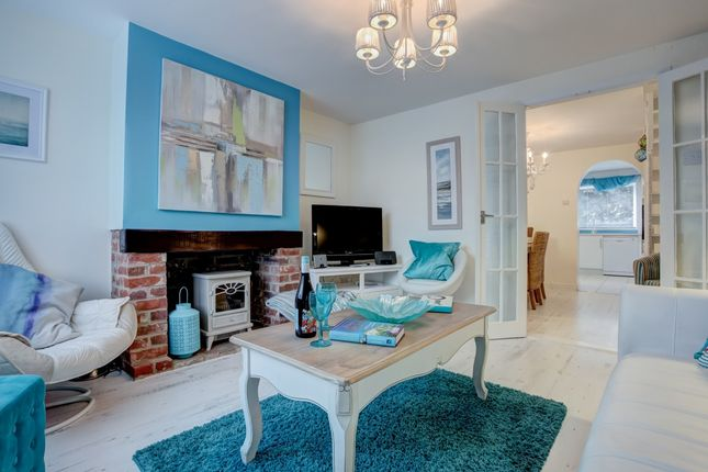 Thumbnail End terrace house for sale in New Road, Beccles, Suffolk