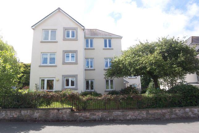Thumbnail Flat for sale in Magnolia Court, Plymstock, Plymouth, Devon
