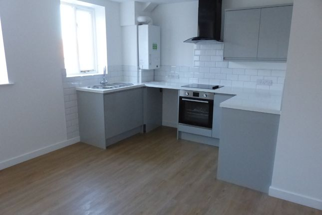 Thumbnail Flat to rent in Market Place, Brigg, North Lincolnshire