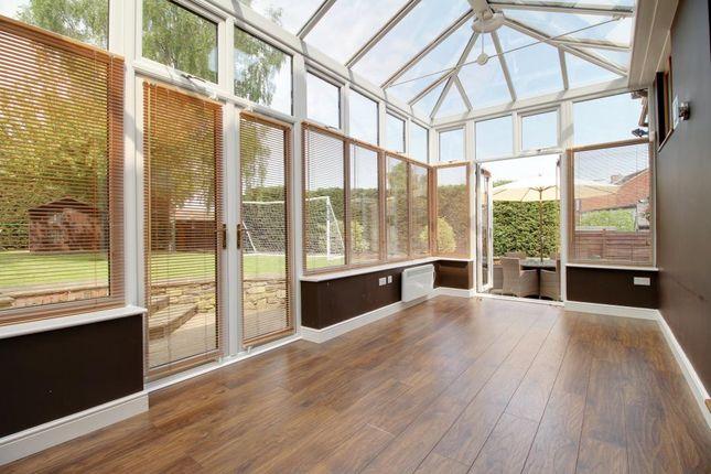 Conservatory of Upper Lane, Netherton, Wakefield WF4