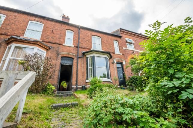 Thumbnail Terraced house for sale in Rowley Street, Walsall, West Midlands
