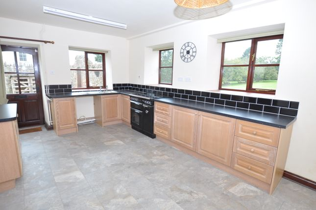 Thumbnail Barn conversion to rent in Foy Hall, Foy, Ross-On-Wye
