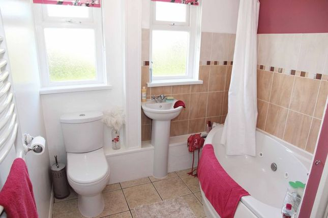 Bathroom of Place Parc, Newquay TR7