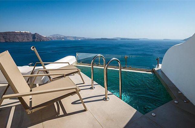 Thumbnail Villa for sale in Oias Suites 1-4, Oia, Santorini, South Aegean, Greece
