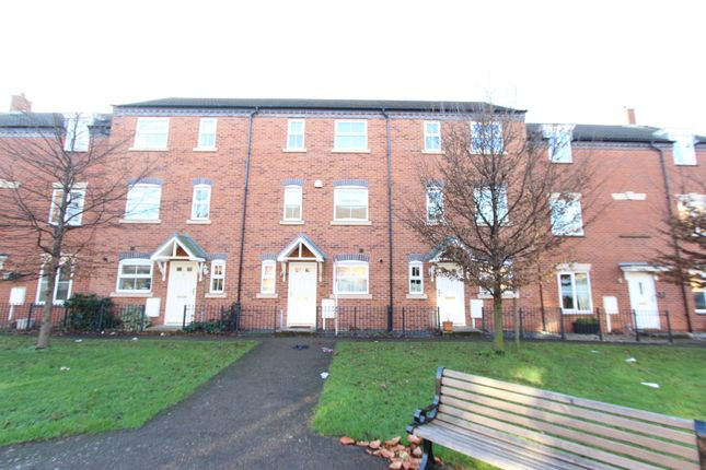 Thumbnail Terraced house for sale in Lagoon Road, Wilnecote, Tamworth
