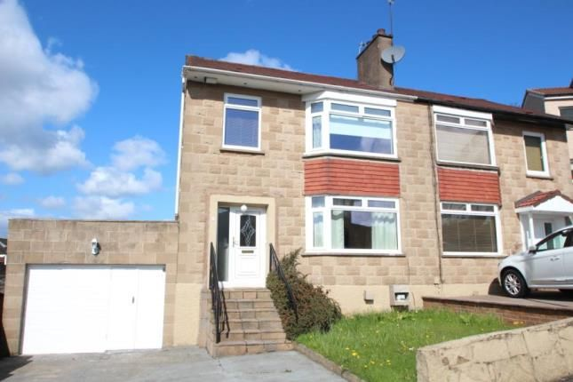 Thumbnail Semi-detached house for sale in Fetlar Drive, Simshill