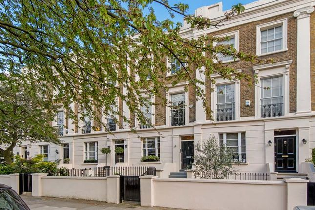 Thumbnail Terraced house to rent in Queens Grove, St Johns Wood, London